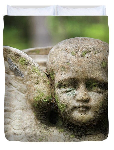 Child Angel Duvet Cover