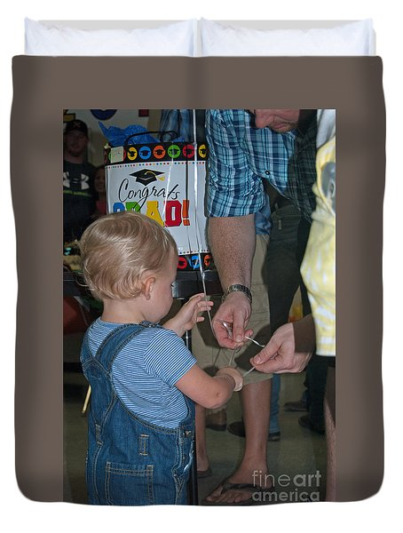 Child Fitting For Balloon Duvet Cover