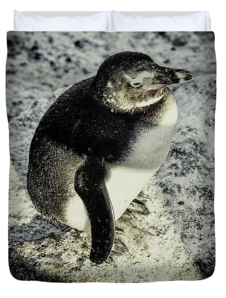 Chillypenguin Duvet Cover