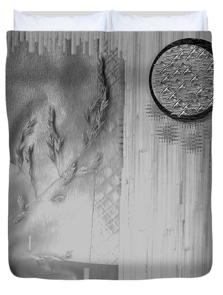 Chinese Garden Duvet Cover by Pepita Selles