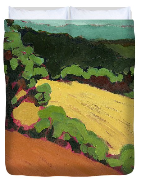 Chip Ross Park Duvet Cover