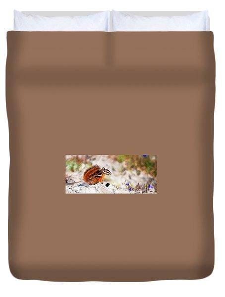 Chipper Duvet Cover