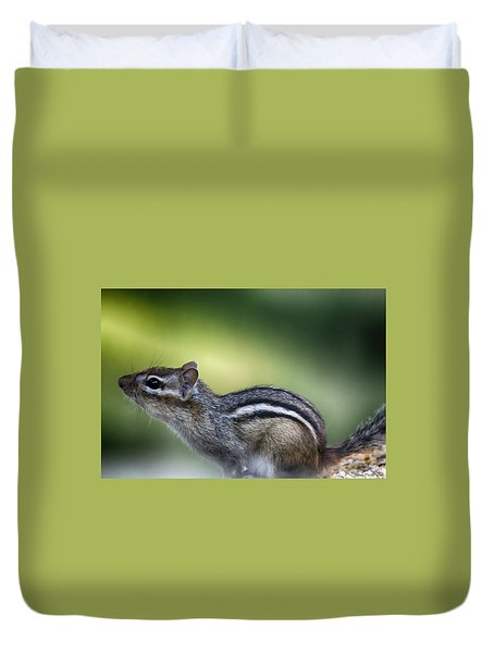Chippy 1 Duvet Cover