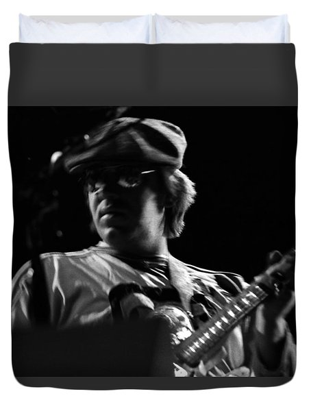 Duvet Cover featuring the photograph Chisf76 #9 by Ben Upham