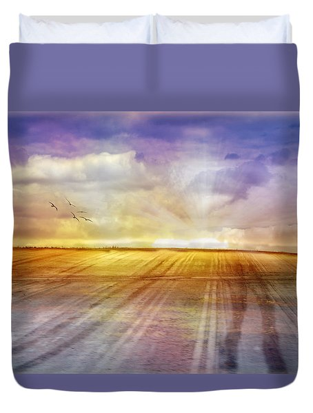 Choices Duvet Cover