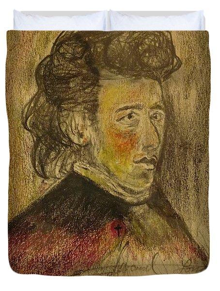 Chopin Duvet Cover