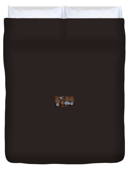 Chopper Duvet Cover