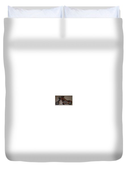 Chopper2 Duvet Cover