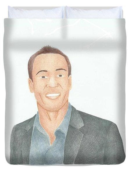 Chris Klein Duvet Cover