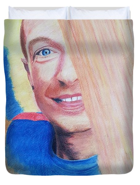 Chris Martin Duvet Cover