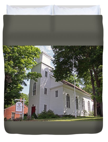 Christ Church Episcopal Duvet Cover