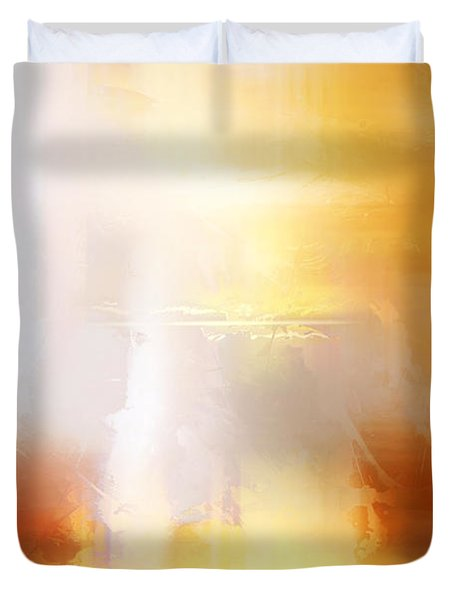 Christ Duvet Cover