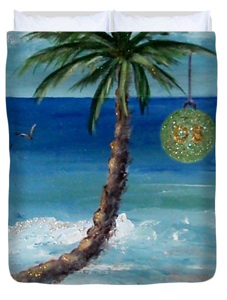 Christmas 2008 Duvet Cover by Jamie Frier