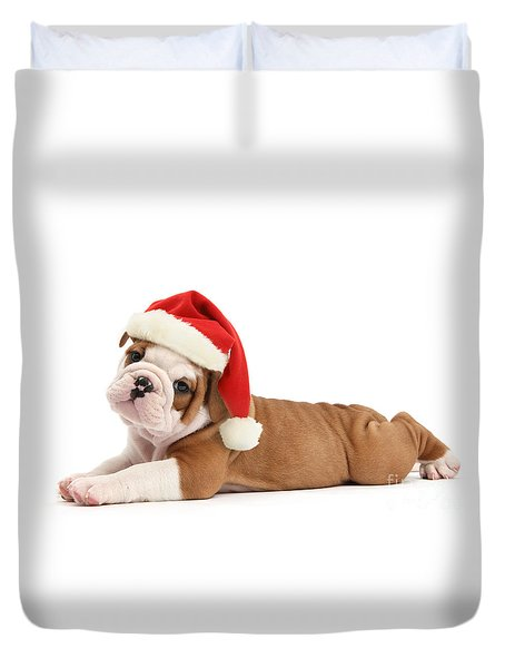 Christmas Cracker Duvet Cover