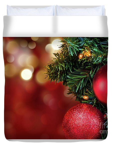 Christmas Decorations  Duvet Cover