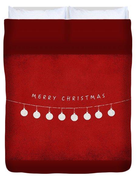 Christmas Series Christmas Decor Duvet Cover