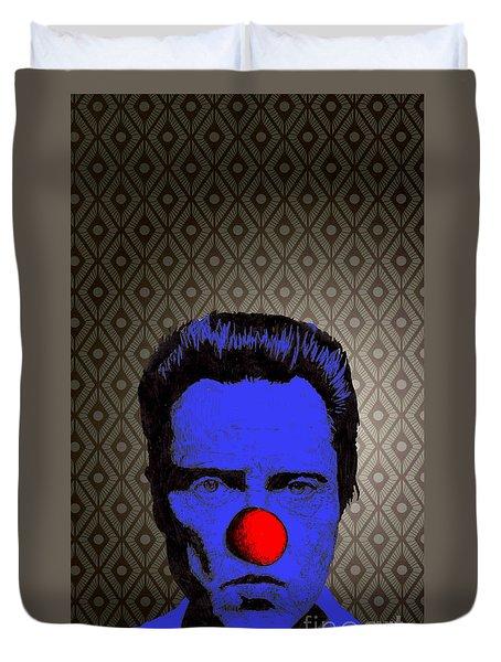 Christopher Walken 1 Duvet Cover