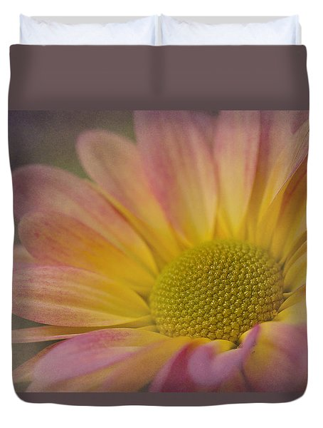 Chrysanthemum 3 Duvet Cover