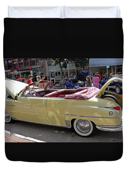 Chrysler Windsor Duvet Cover