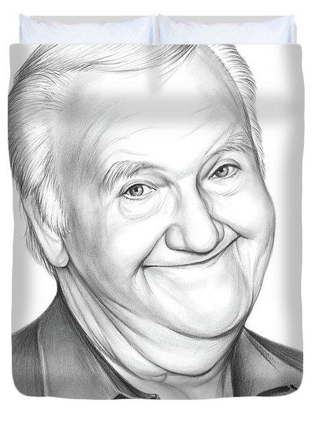 Chuck Mccann Duvet Cover