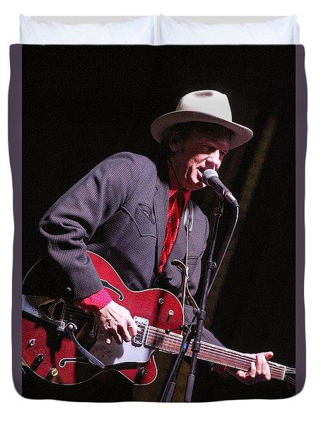 Chuck Mead Duvet Cover