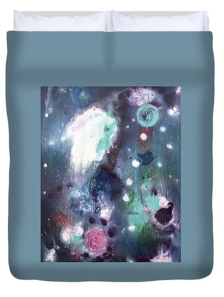 Chucks Orbit Duvet Cover