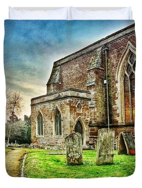 Churchyard Duvet Cover