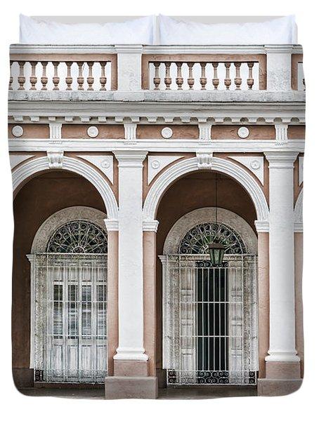 Cienfuegos Arches Duvet Cover