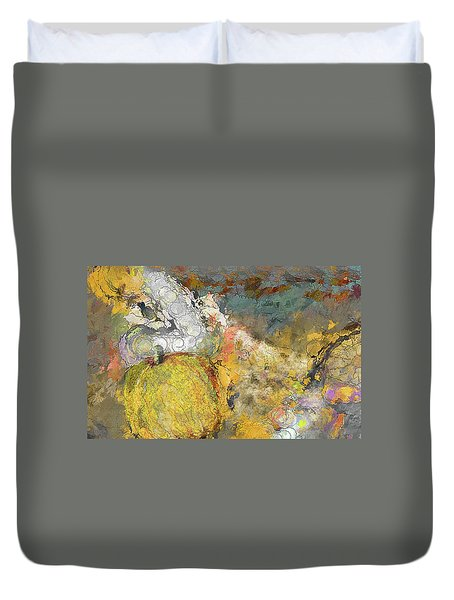 Cinderella Duvet Cover by Alex Galkin