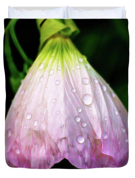 Cinderella's Dress Duvet Cover