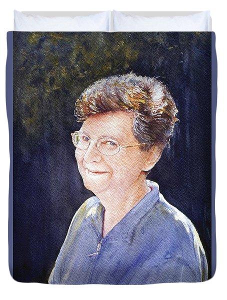 Cindy Duvet Cover