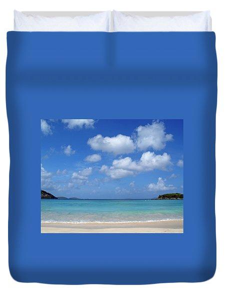 Cinnamon Bay 6 Duvet Cover