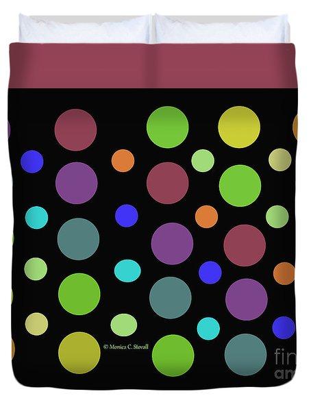 Circles N Dots C21 Duvet Cover