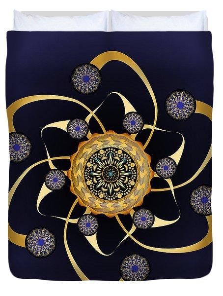Circularium No. 2469 Duvet Cover