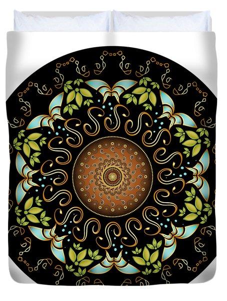 Circularium No. 2611 Duvet Cover