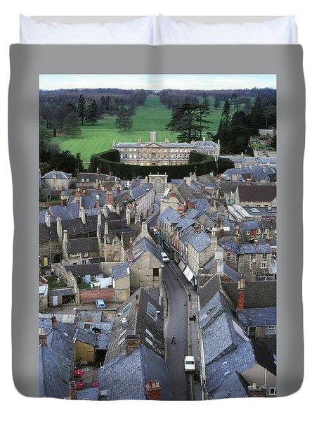 Cirencester, England Duvet Cover