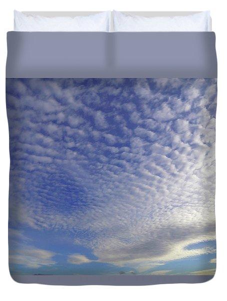 Cirrhus Cloud Display Duvet Cover