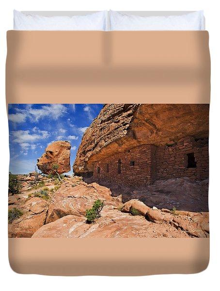 Citadel House Duvet Cover