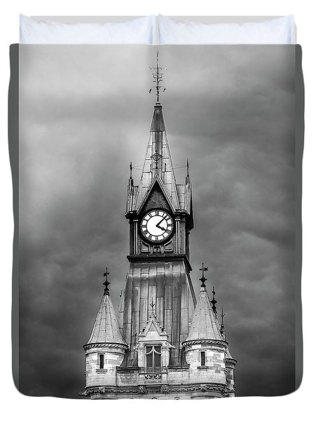 City Chambers Duvet Cover