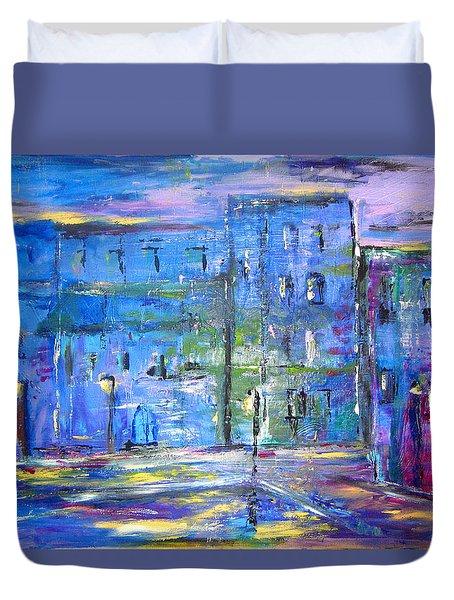 City Mouse Duvet Cover