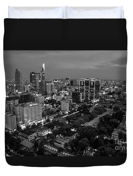 City Night 2 Duvet Cover