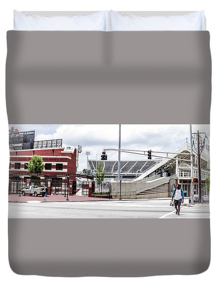 City Stadium Duvet Cover