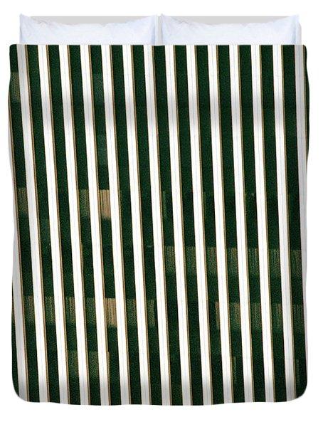 City Stripes Duvet Cover