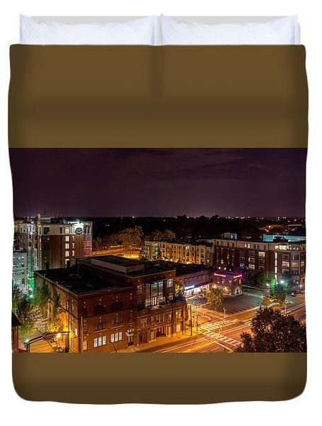 City View Duvet Cover