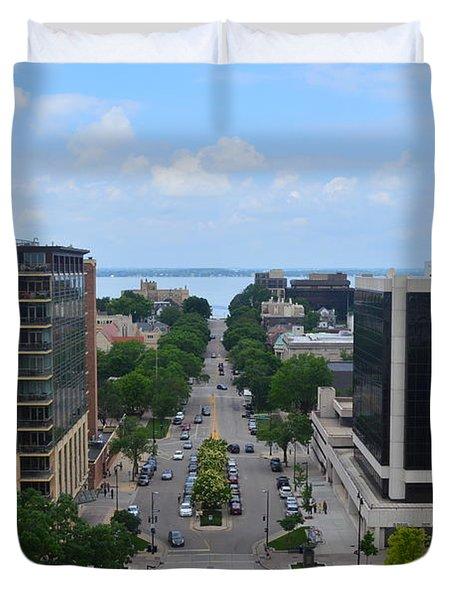 City View Duvet Cover