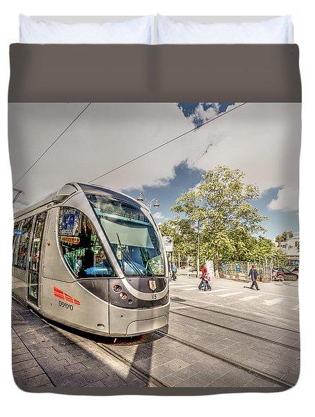 Citypass Duvet Cover