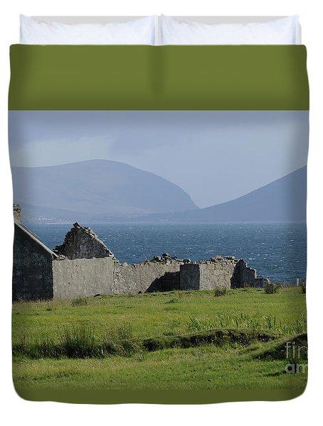Claggan Island Duvet Cover
