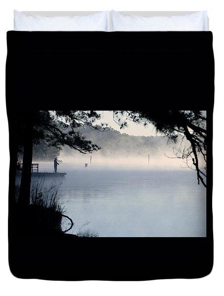Calm Day Duvet Cover