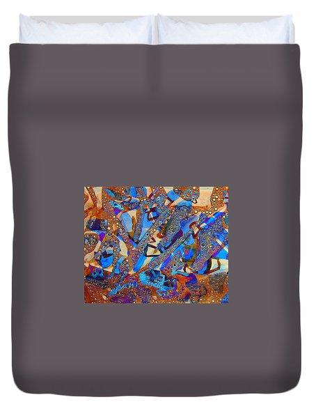 Clamor For Klimt Duvet Cover