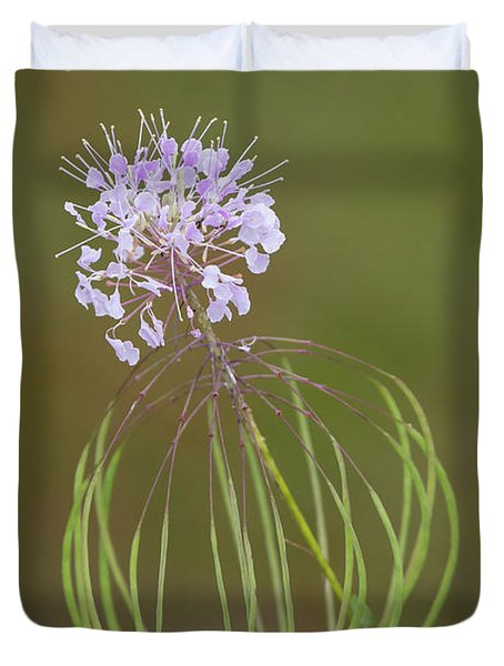 Clasping Warea Duvet Cover